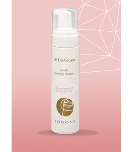 HYDRA-foam for dry to normal skin -
